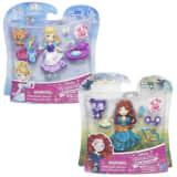 Disney Princess Mini Poupées + Assorti ami