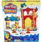 Play-Doh Town - Caserne de pompiers