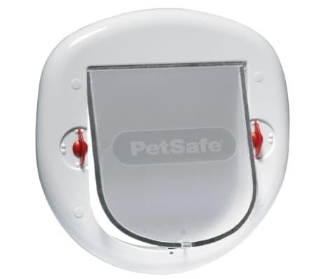 PetSafe Volet à 4 voies pour animaux de compagnie 280 Blanc