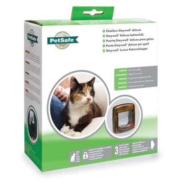 Petsafe porta basculante per gatti manuale a 4 modalit - Porta per gatti ...
