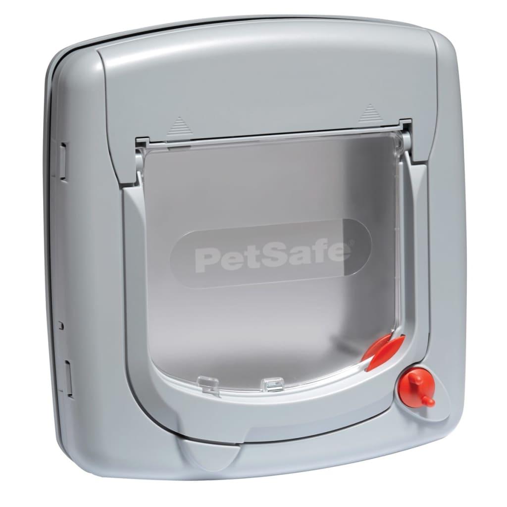 Afbeelding van PetSafe kattenluik handmatig tot 7 kg grijs 340