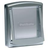PetSafe 2-Way Pet Door 737 Small 17.8x15.2 cm Silver 5019