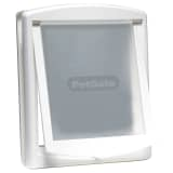 PetSafe 2-Way Pet Door 760 Large 35.6x30.5 cm White 5023