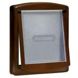 PetSafe 2-Way Pet Door 775 Large 35.6x30.5 cm Brown 5024