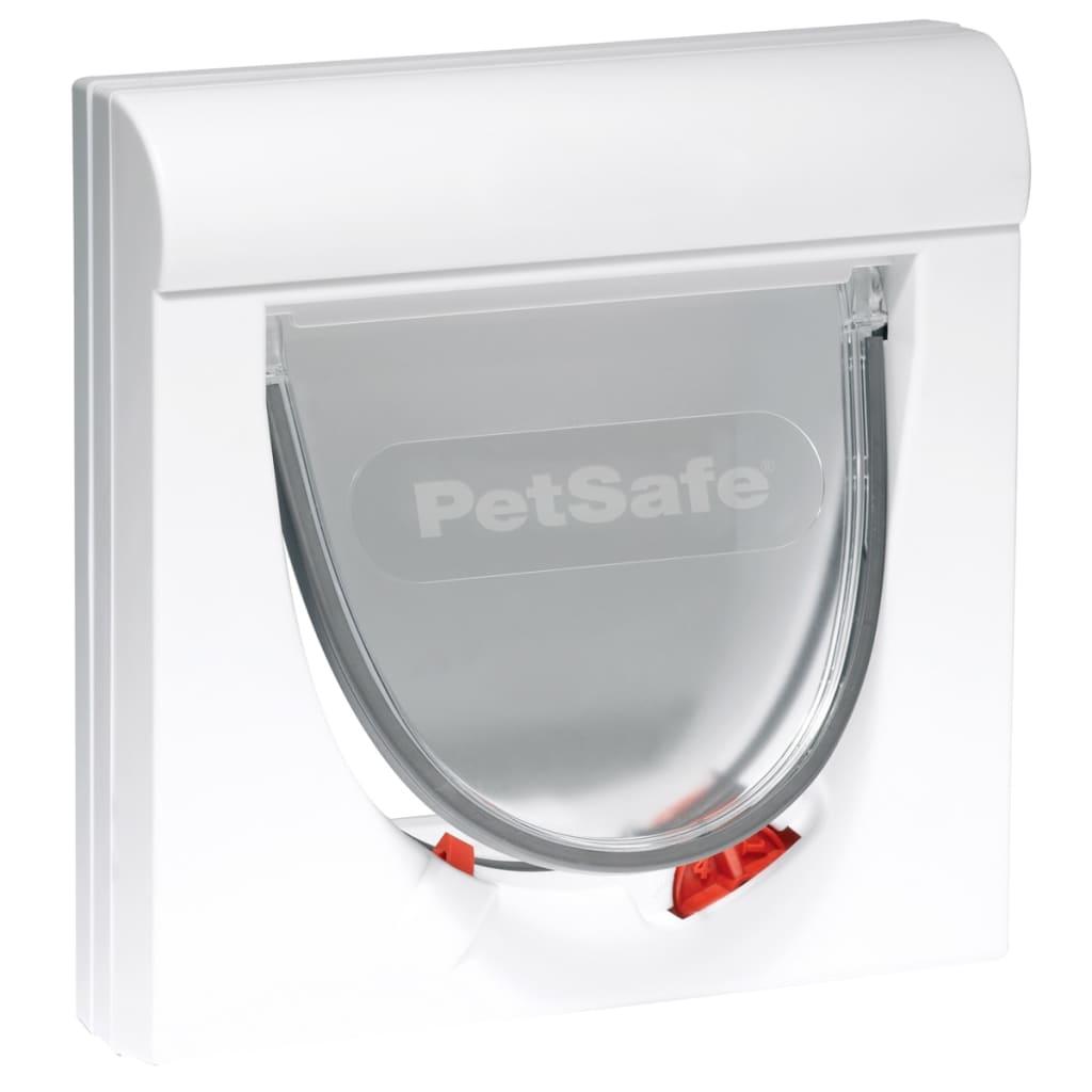 Afbeelding van PetSafe Magnetisch kattenluik op 4 standen Classic 932 wit 5032