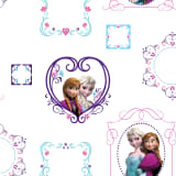 Kids at Home Behang Frozen Frames wit 70-539
