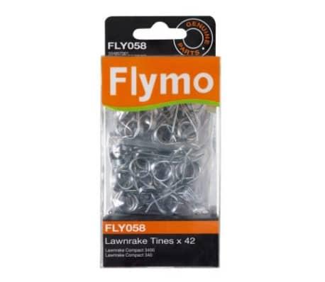 FLYMO - Dent de rechange FLY058 pour aérateur Lawn Rake 3400