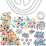 Galt Toys DIY Jewellery Set Neon Charms 381004630