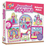 Galt Toys Sensational Sequins Set Princess Palace 381004906