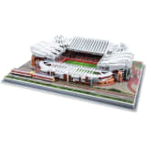 Nanostad 186-teiliges 3D-Puzzle Set Old Trafford PUZZ180052