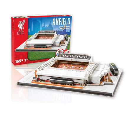 Nanostad Juego puzzle 3D 165 piezas Anfield PUZZ180061[2/3]