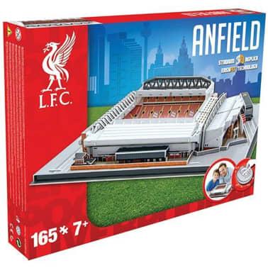 Nanostad Juego puzzle 3D 165 piezas Anfield PUZZ180061[3/3]