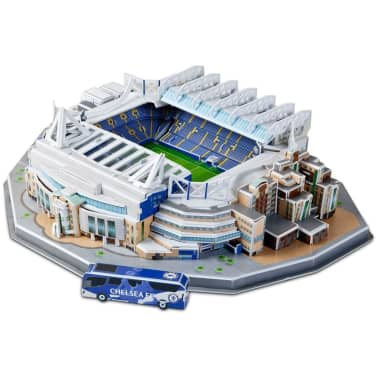 Nanostad Puzzle 3D de 171 piezas Stamford Bridge PUZZ180055[1/4]