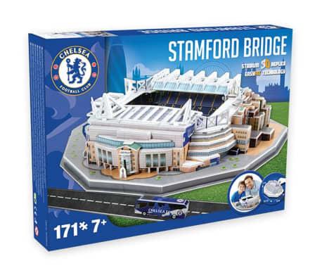 Nanostad Puzzle 3D de 171 piezas Stamford Bridge PUZZ180055[4/4]
