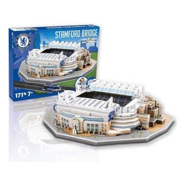 Nanostad Puzzle 3D de 171 piezas Stamford Bridge PUZZ180055[3/4]
