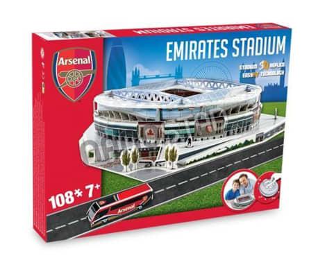 Nanostad Juego de puzzle 108 pzas en 3D Emirates Stadium PUZZ180054[3/3]