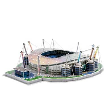 Nanostad Juego de puzzle 3D 139 piezas Etihad Stadium PUZZ180058[1/2]