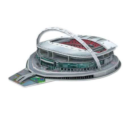 Nanostad Juego de puzzle 3D 89 piezas England Wembley Stadium[1/2]