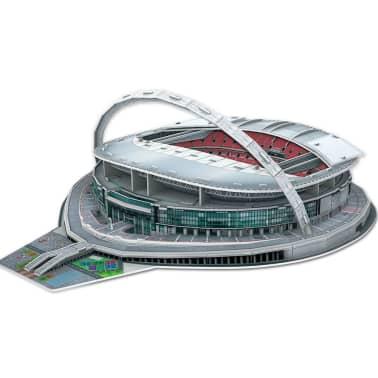 Nanostad 89-delige 3D-puzzelset England Wembley Stadium[1/2]