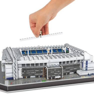 Nanostad Juego de puzzle 3D 135 piezas Tottenham White Hart Lane[2/4]