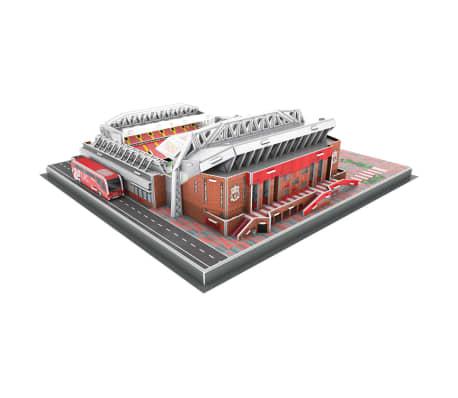 Nanostad Juego puzzle 3D 142 piezas Liverpool Anfield Road