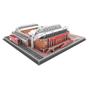 Nanostad Juego puzzle 3D 142 piezas Liverpool Anfield Road[1/9]