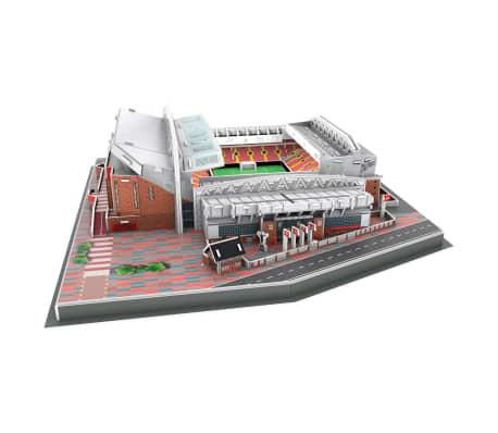 Nanostad Juego puzzle 3D 142 piezas Liverpool Anfield Road[2/9]