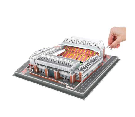 Nanostad Juego puzzle 3D 142 piezas Liverpool Anfield Road[3/9]