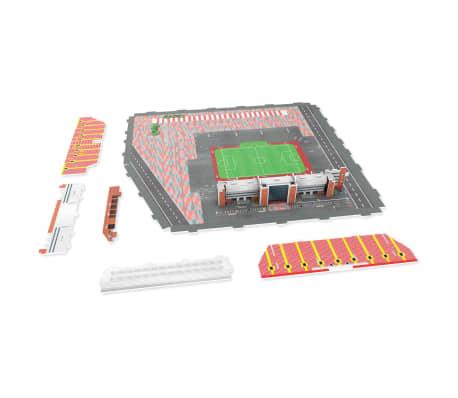 Nanostad Juego puzzle 3D 142 piezas Liverpool Anfield Road[4/9]
