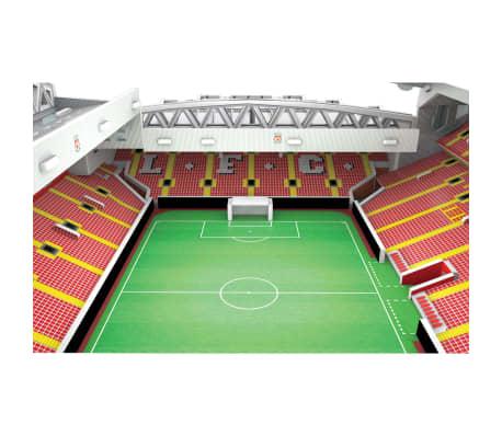 Nanostad Juego puzzle 3D 142 piezas Liverpool Anfield Road[7/9]
