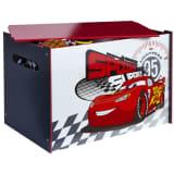 Disney legetøjskasse Biler 60 x 40 x 40 cm rød WORL320013