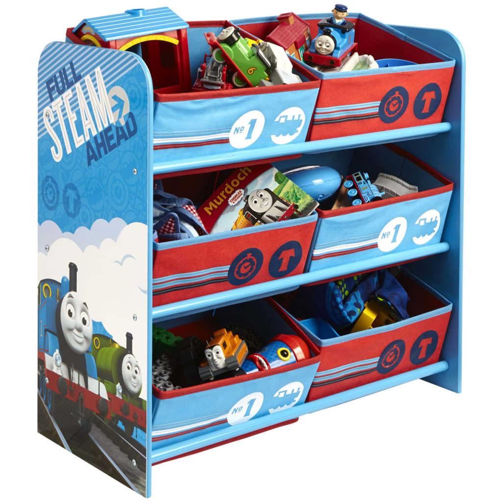 Afbeelding van Thomas & Friends Thomas + Friends Opbergmeubel voor kinderen 63x30x60 cm WORL610005