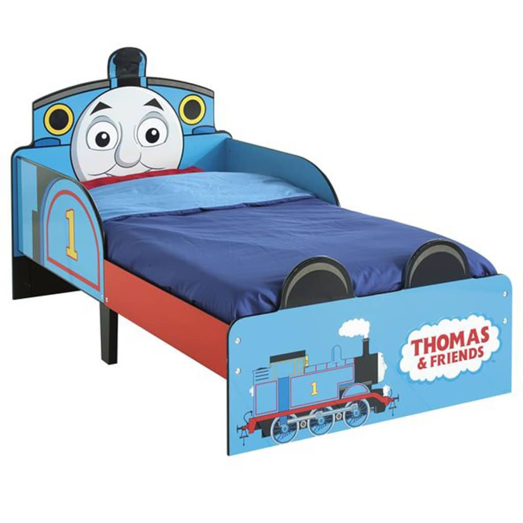 Thomas & Friends Cama infantil 143x68x76 cm azul WORL610003