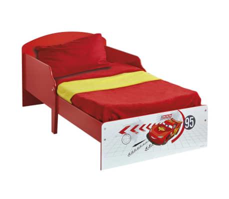 Disney Peuterbed Cars rood 142x59x77 cm WORL320002