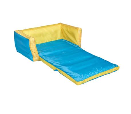 Disney divano letto gonfiabile 2 in 1 minions 105x68x26 cm - Divano letto gonfiabile ...