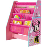 Disney Kids' Bookcase Minnie Mouse 51x23x60 cm Pink WORL222007