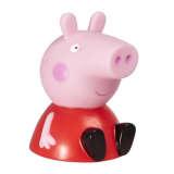 Peppa Pig 2-in-1 Nachtlicht und Taschenlampe Rosa WORL213009