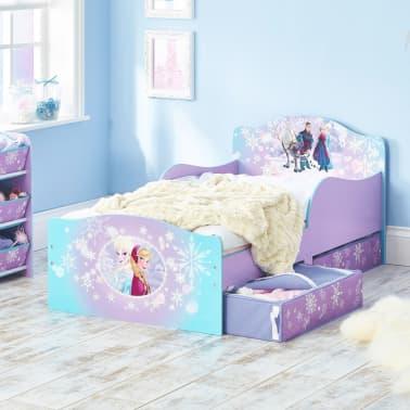 Disney Prabangi vaiko lova su 2 stalčiais Frozen, 140x70cm, WORL234023[4/4]
