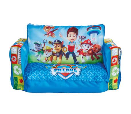 acheter paw patrol canap gonflable et d pliable 2 en 1. Black Bedroom Furniture Sets. Home Design Ideas