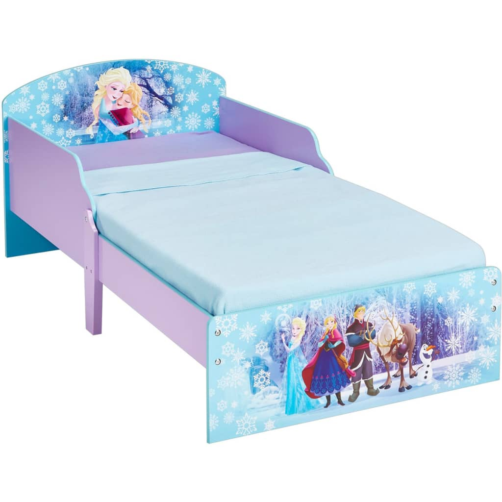 Disney Cama infantil Frozen 140x70 cm WORL234022