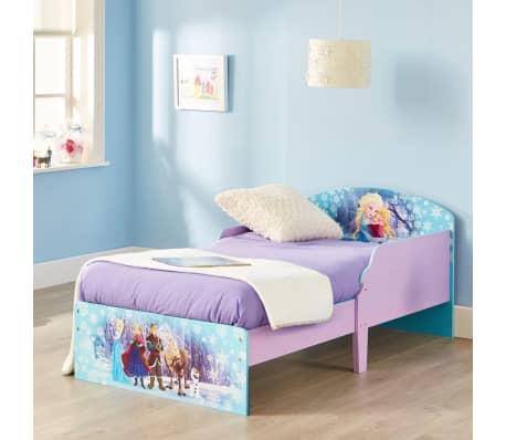 Disney letto per bambini frozen 140x70 cm worl234022 - Letto di frozen ...