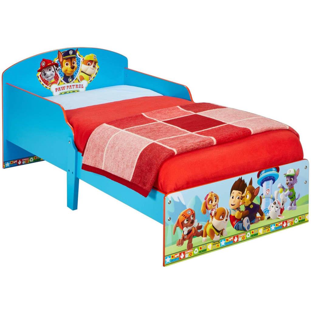 Paw Patrol Cama infantil Patrulla Canina 145x59x77 cm azul WORL268006