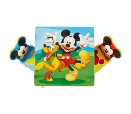 disney 3 tlg tisch und stuhl set micky maus holz worl119014 g nstig kaufen. Black Bedroom Furniture Sets. Home Design Ideas