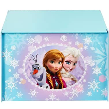 Cassapanca Plastica Per Giocattoli.Disney Cassapanca Per Giocattoli Frozen 60x40x40 Cm Worl234028