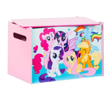 My Little Pony Wooden Toy Box 60x40x40