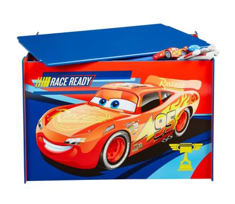 Disney Boîte à jouets Cars 60 x 40 x 40 cm Bleu WORL320020[4/6]