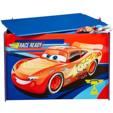 Disney caja para juguetes cars 60x40x40 cm azul worl320020 - Juguetes de cars disney ...