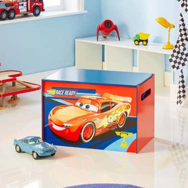Disney Boîte à jouets Cars 60 x 40 x 40 cm Bleu WORL320020[5/6]