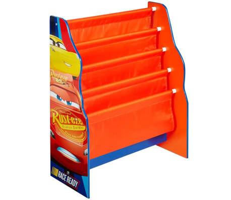 Disney Kid's Bookcase Cars Orange 51x23x60 cm WORL320022[1/6]