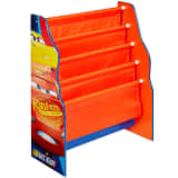 Disney Kid's Bookcase Cars Orange 51x23x60 cm WORL320022